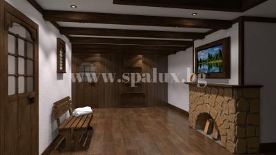 СПА, възрожденски стил - Частен дом